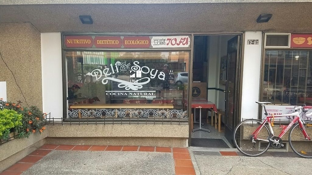 """Photo of Deli Soya  by <a href=""""/members/profile/kenvegan"""">kenvegan</a> <br/>outside <br/> January 16, 2017  - <a href='/contact/abuse/image/6228/212518'>Report</a>"""