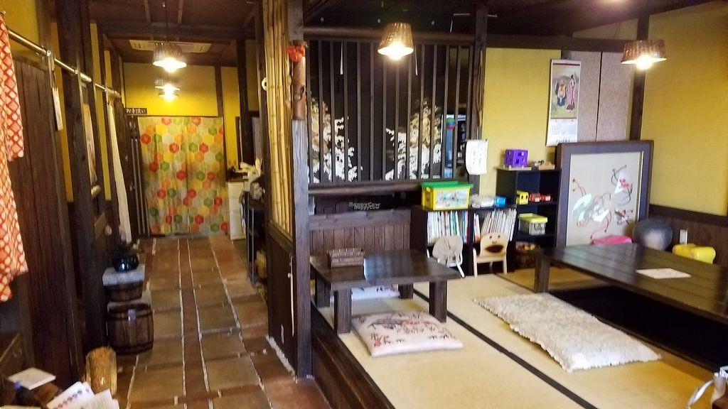 "Photo of Sakura Saku  by <a href=""/members/profile/Kennya"">Kennya</a> <br/>Cute interior <br/> October 30, 2016  - <a href='/contact/abuse/image/62301/185310'>Report</a>"