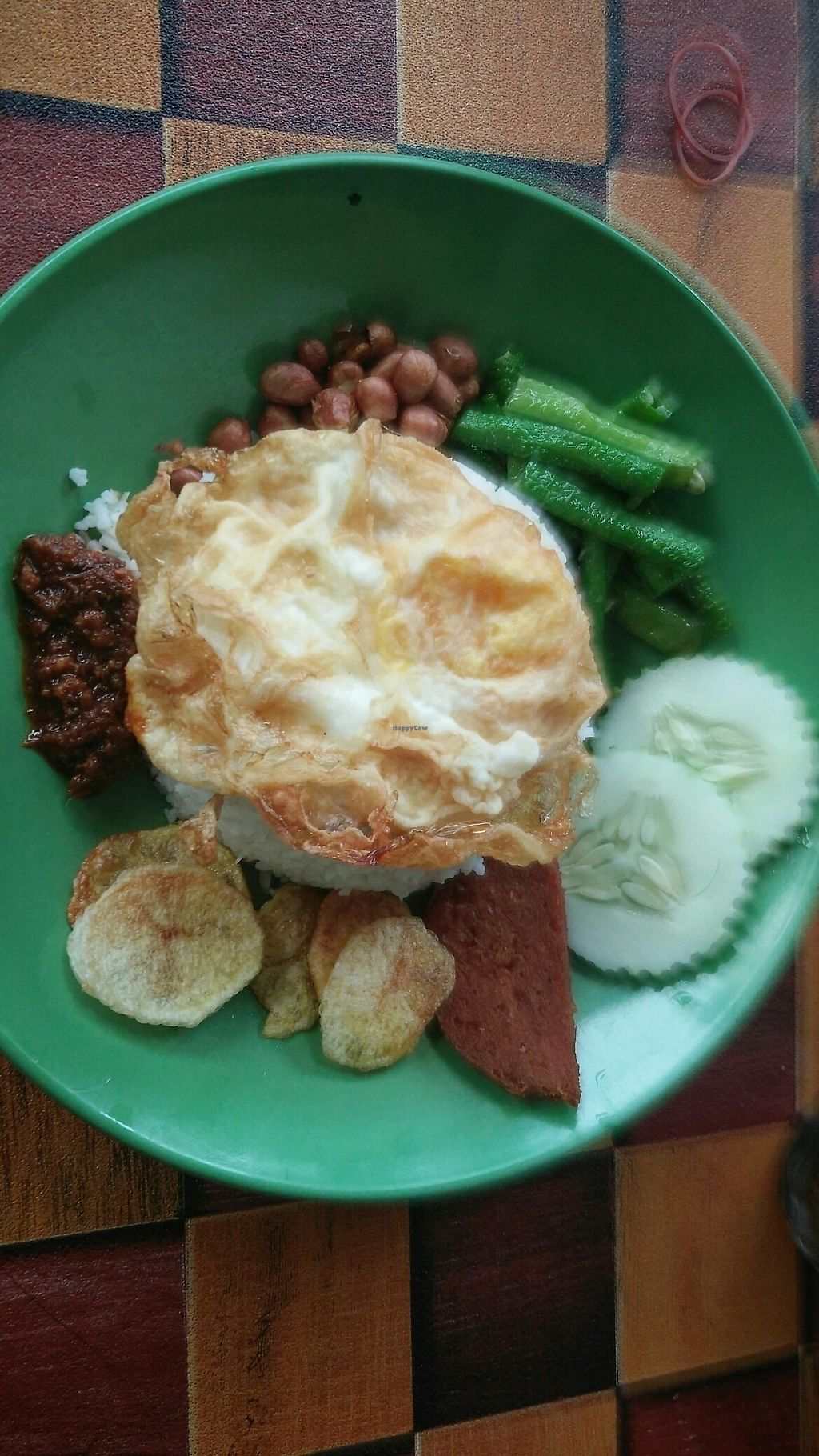 """Photo of Tian Xia Vegetarian  by <a href=""""/members/profile/Jo-AnnTan"""">Jo-AnnTan</a> <br/>Nasi Lemak <br/> August 5, 2017  - <a href='/contact/abuse/image/62302/288852'>Report</a>"""