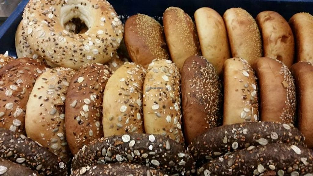"Photo of Chez Lou  by <a href=""/members/profile/community"">community</a> <br/>freshly baked bagels  <br/> September 1, 2015  - <a href='/contact/abuse/image/62317/116100'>Report</a>"