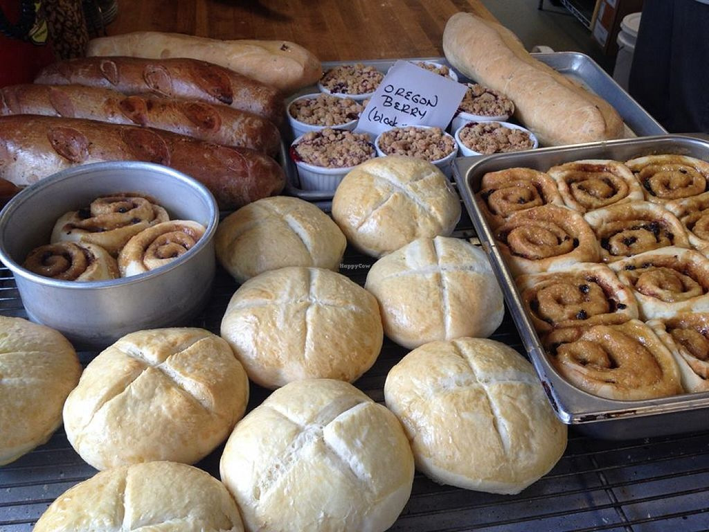 "Photo of Bridgewater Bistro   by <a href=""/members/profile/community"">community</a> <br/>freshly baked breads  <br/> August 31, 2015  - <a href='/contact/abuse/image/62329/116002'>Report</a>"