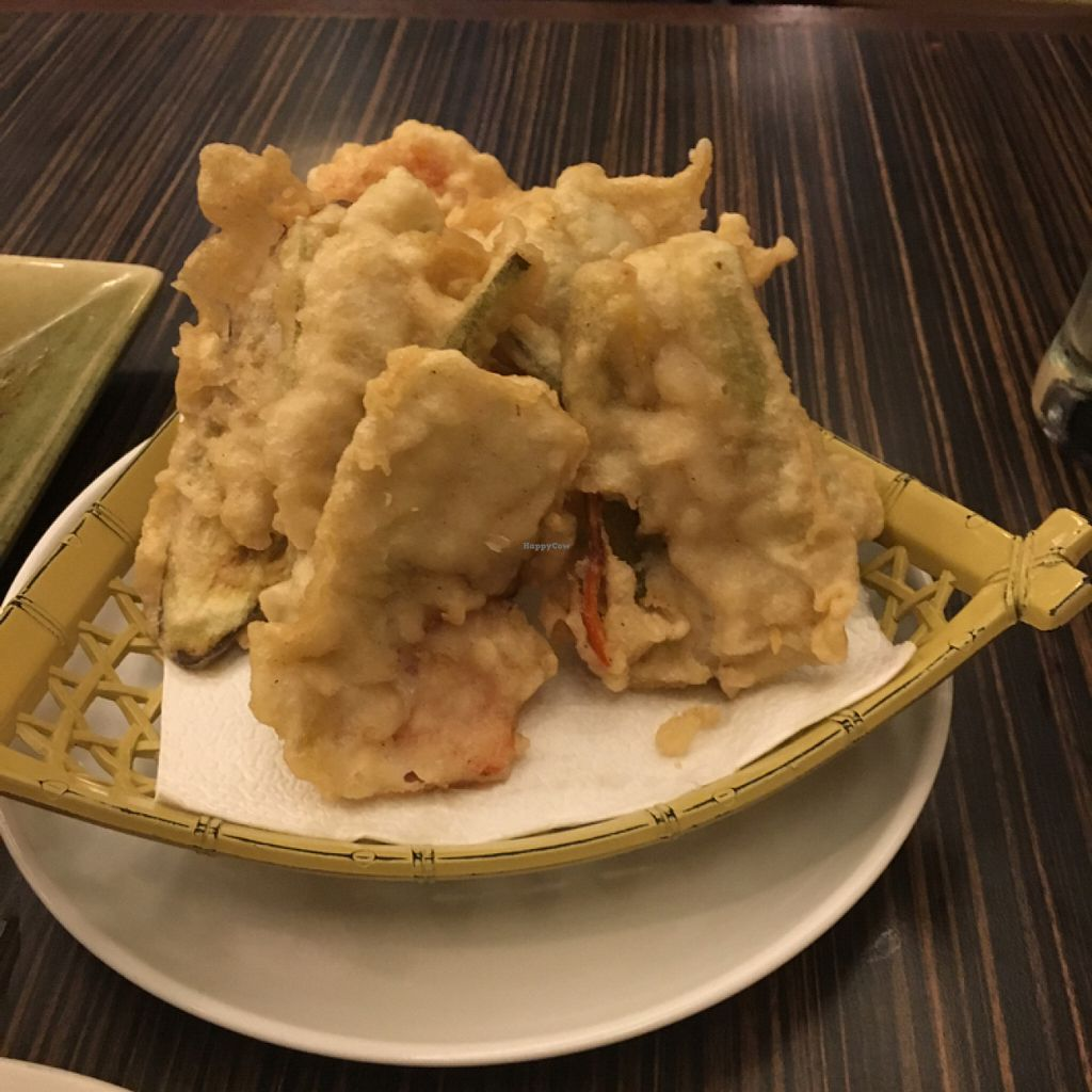 "Photo of Tsuru  by <a href=""/members/profile/AmandaLovesAnimals"">AmandaLovesAnimals</a> <br/>veg tempura <br/> June 26, 2016  - <a href='/contact/abuse/image/62341/156209'>Report</a>"