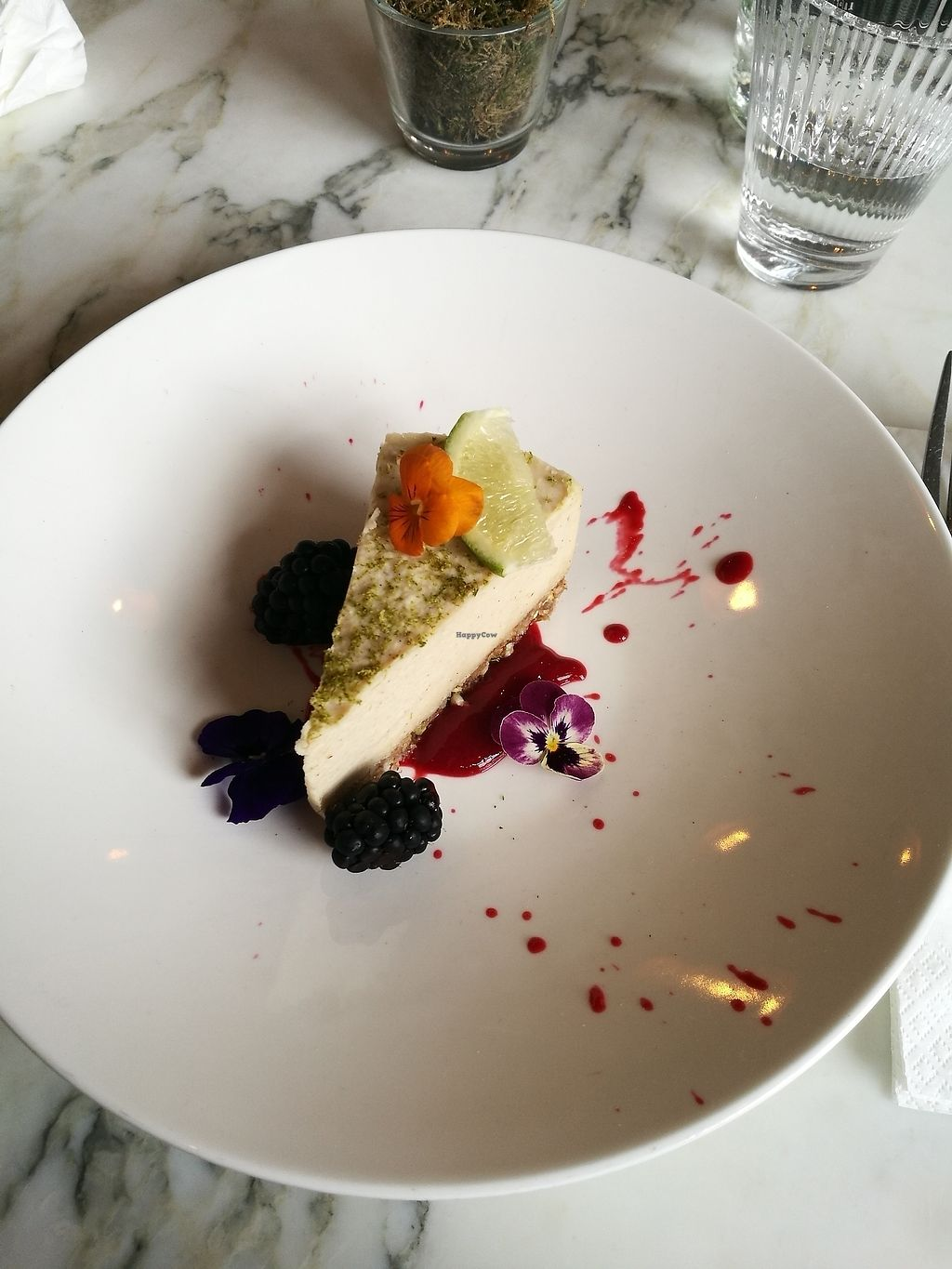 "Photo of Redemption - Notting Hill  by <a href=""/members/profile/Hannyyy"">Hannyyy</a> <br/>Cashew cheesecake <br/> August 5, 2017  - <a href='/contact/abuse/image/62361/288976'>Report</a>"