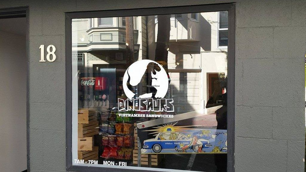 """Photo of Dinosaurs - Ocean Ave  by <a href=""""/members/profile/community"""">community</a> <br/>Dinosaurs - Ocean Ave <br/> September 3, 2015  - <a href='/contact/abuse/image/62379/116337'>Report</a>"""