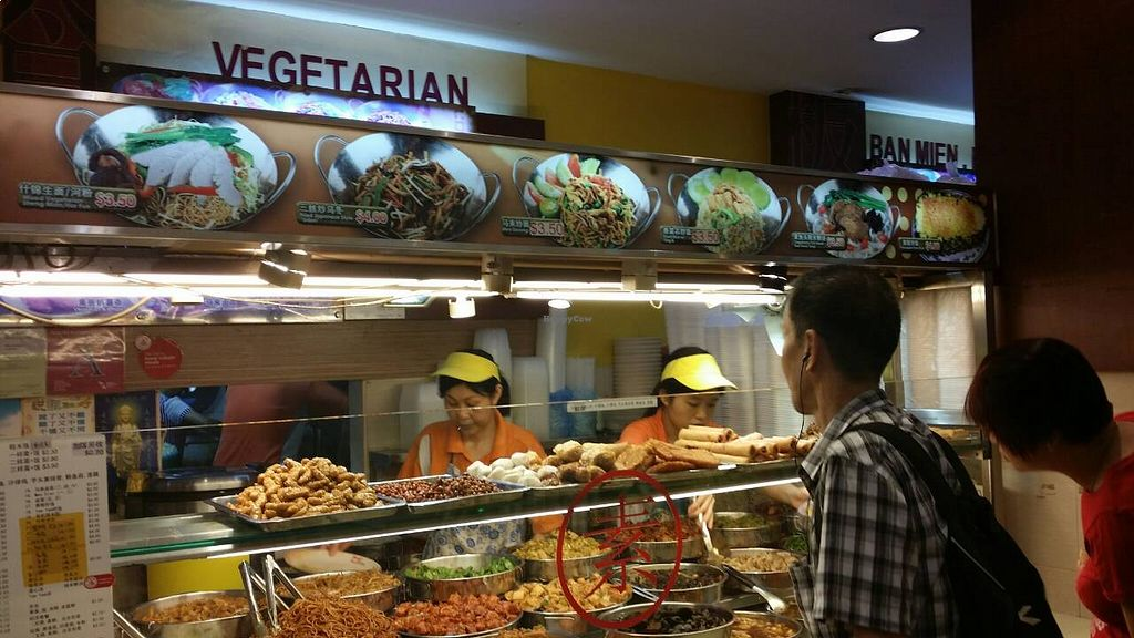 "Photo of CLOSED: Eight Immortals Vegetarian - Woodlands MRT  by <a href=""/members/profile/ouikouik"">ouikouik</a> <br/>it's the only vegetarian stall in koufu woodlands mart <br/> August 23, 2015  - <a href='/contact/abuse/image/62393/114880'>Report</a>"