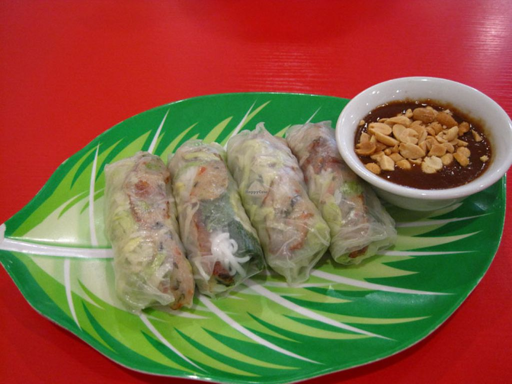 "Photo of Pho Da Son  by <a href=""/members/profile/Babette"">Babette</a> <br/>Fabulous spring rolls with an extraordinary peanut sauce <br/> May 29, 2016  - <a href='/contact/abuse/image/62405/151256'>Report</a>"