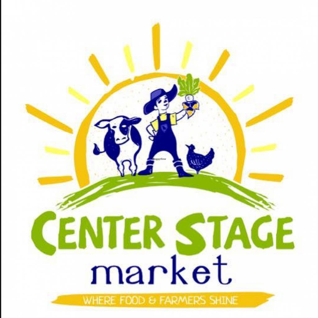 "Photo of Center Stage Market  by <a href=""/members/profile/paxitus"">paxitus</a> <br/>Center Stage Market Logo <br/> August 30, 2015  - <a href='/contact/abuse/image/62418/115746'>Report</a>"