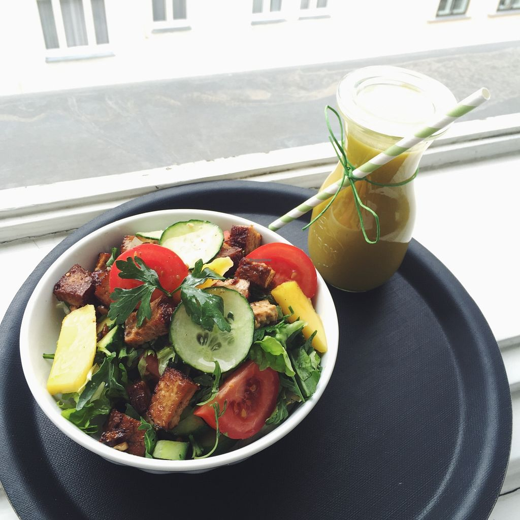 "Photo of Staudigl Reformhaus  by <a href=""/members/profile/hendlbroda"">hendlbroda</a> <br/>Vegan salad @ staudigl's küche <br/> August 31, 2015  - <a href='/contact/abuse/image/62447/115865'>Report</a>"