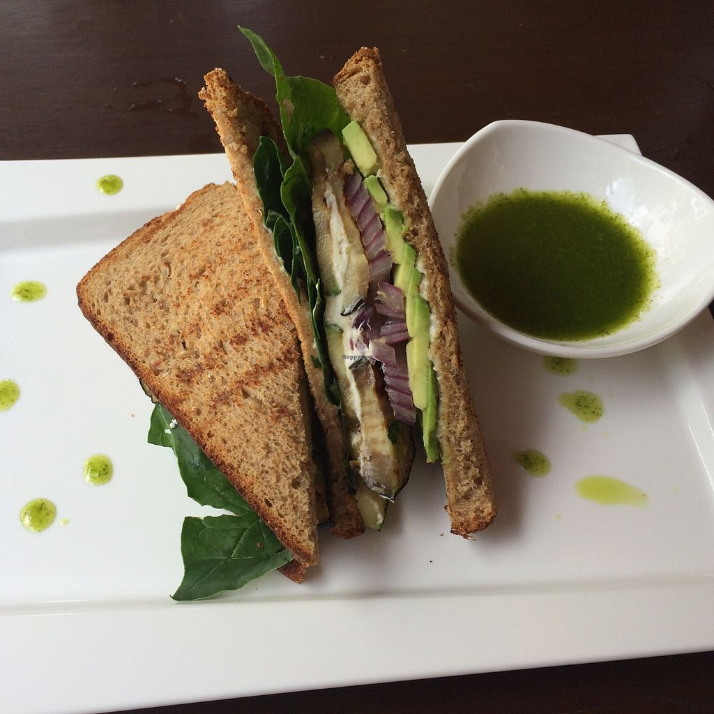 """Photo of Bio-Organicos  by <a href=""""/members/profile/DavidCampos"""">DavidCampos</a> <br/>Our ezequiel bread Sandwhic <br/> August 28, 2015  - <a href='/contact/abuse/image/62512/115542'>Report</a>"""