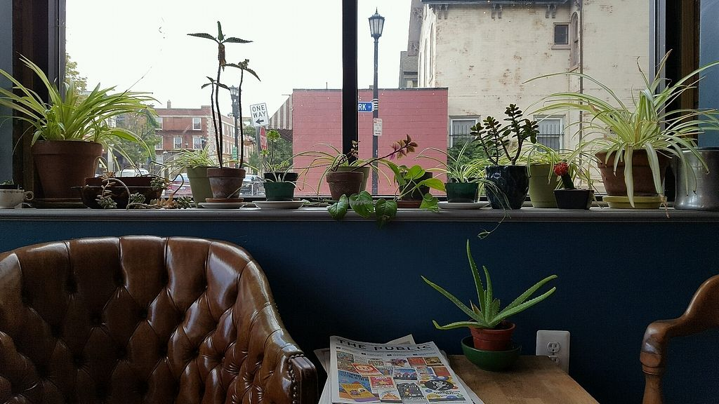 """Photo of Grindhaus Cafe  by <a href=""""/members/profile/sydneygram"""">sydneygram</a> <br/>so cozy <br/> August 30, 2017  - <a href='/contact/abuse/image/62513/299092'>Report</a>"""