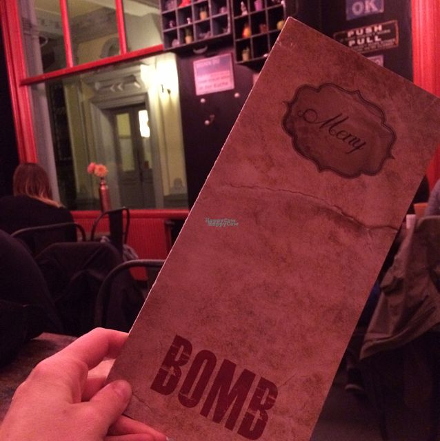 """Photo of Pizzeria Bomb  by <a href=""""/members/profile/AimingGreen"""">AimingGreen</a> <br/>Bomb <br/> October 8, 2016  - <a href='/contact/abuse/image/62527/180686'>Report</a>"""