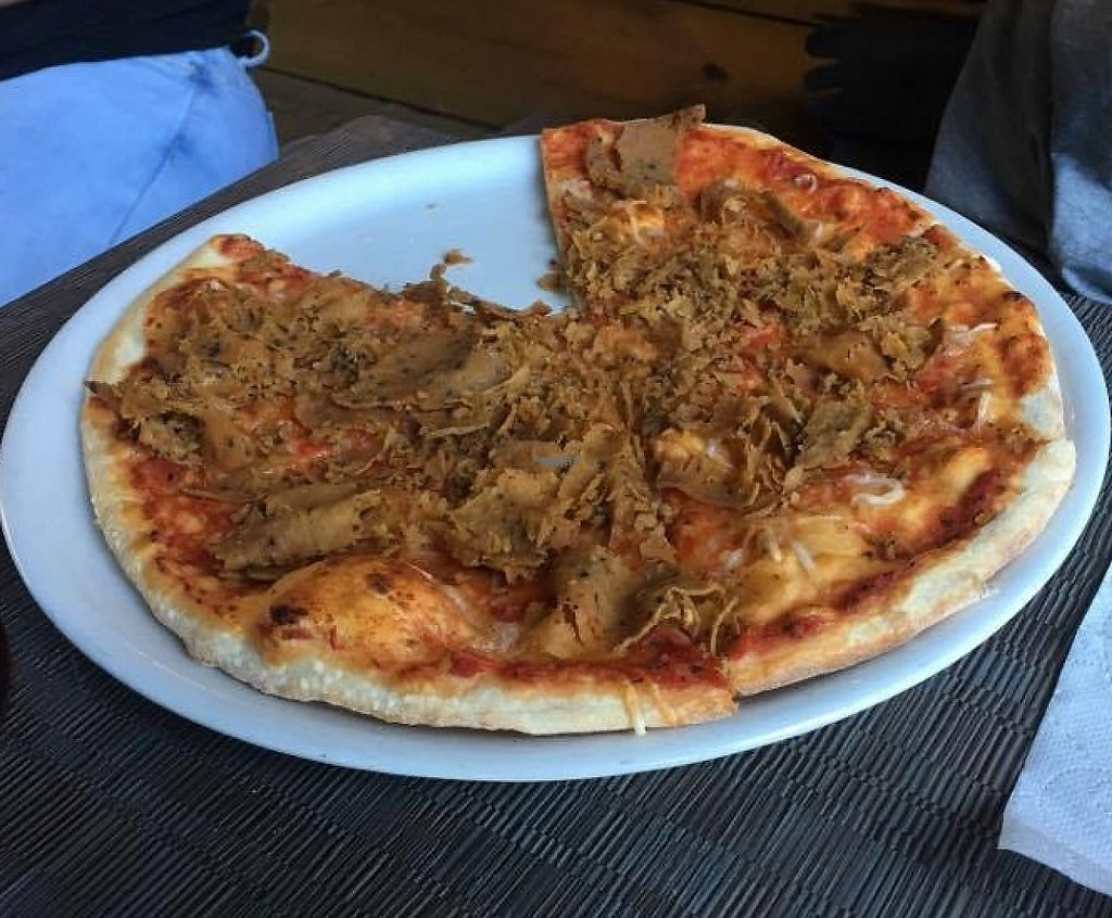 """Photo of Pizzeria Bomb  by <a href=""""/members/profile/Amitrashcan"""">Amitrashcan</a> <br/>I loved it. I was never a big fan of these foods before I went vegan, but now I live for this  <br/> September 12, 2016  - <a href='/contact/abuse/image/62527/244124'>Report</a>"""