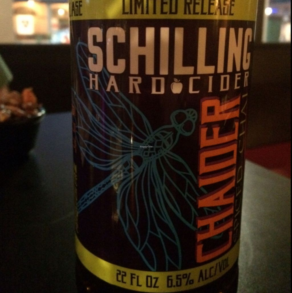 """Photo of The Nile  by <a href=""""/members/profile/BetterOffRed"""">BetterOffRed</a> <br/>Hard chai cider  <br/> March 31, 2016  - <a href='/contact/abuse/image/62555/142176'>Report</a>"""