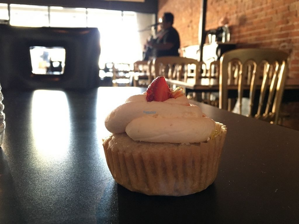 """Photo of The Nile  by <a href=""""/members/profile/Tigra220"""">Tigra220</a> <br/>Strawberry Lemonade cupcake  <br/> August 29, 2016  - <a href='/contact/abuse/image/62555/172074'>Report</a>"""