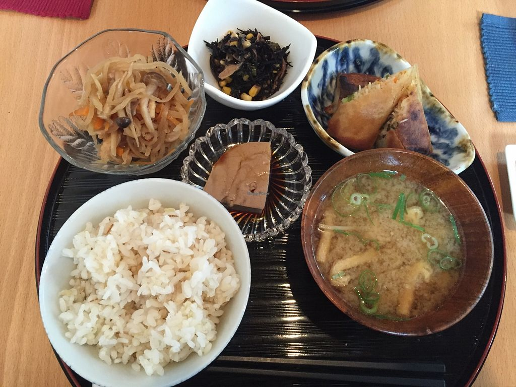 """Photo of Otera House - Shojin Cafe Waka  by <a href=""""/members/profile/Ayane"""">Ayane</a> <br/>This is the meal you can get <br/> September 3, 2015  - <a href='/contact/abuse/image/62596/116340'>Report</a>"""
