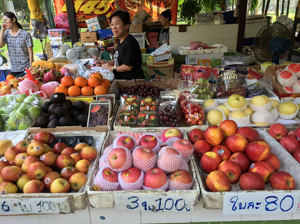 "Photo of Lumpini Park Morning Market Stall  by <a href=""/members/profile/MyVeganJoy"">MyVeganJoy</a> <br/>Lumpini Food Court  <br/> December 13, 2016  - <a href='/contact/abuse/image/6259/200653'>Report</a>"