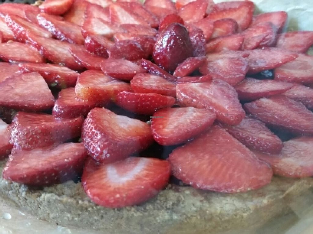 """Photo of Legal Cakes  by <a href=""""/members/profile/eric"""">eric</a> <br/>strawberry tart <br/> May 12, 2016  - <a href='/contact/abuse/image/62605/148591'>Report</a>"""