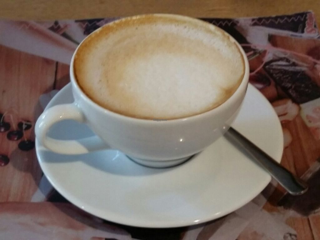 """Photo of Legal Cakes  by <a href=""""/members/profile/eric"""">eric</a> <br/>cappuccino with coconut milk <br/> May 12, 2016  - <a href='/contact/abuse/image/62605/148594'>Report</a>"""