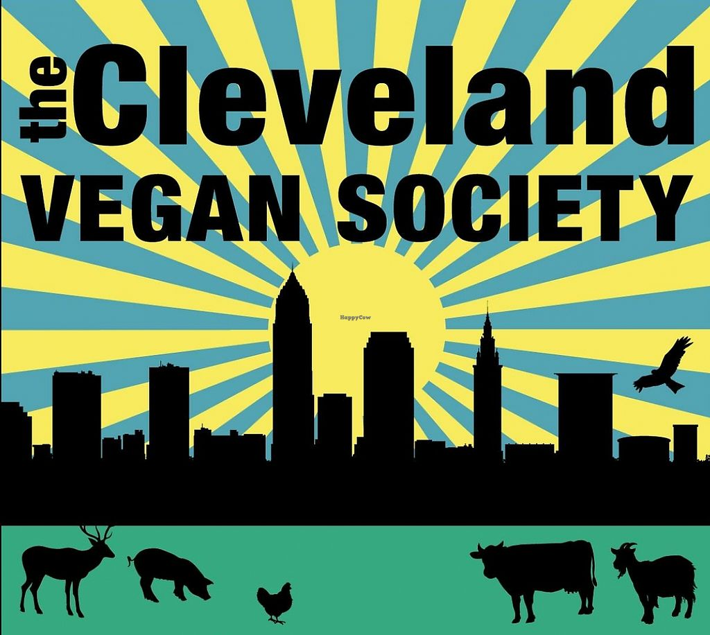 "Photo of Cleveland Vegan Society  by <a href=""/members/profile/community"">community</a> <br/>Cleveland Vegan Society <br/> May 1, 2016  - <a href='/contact/abuse/image/62618/216622'>Report</a>"