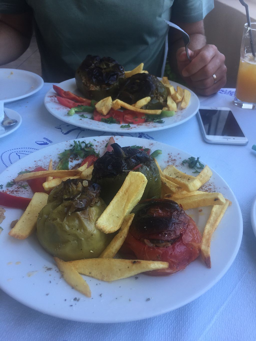 "Photo of Anestis Taverna  by <a href=""/members/profile/SoniaJames"">SoniaJames</a> <br/>Our lunch <br/> September 17, 2017  - <a href='/contact/abuse/image/62668/305442'>Report</a>"