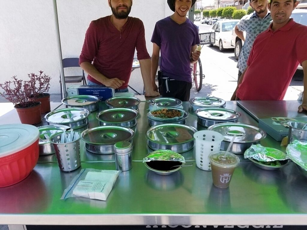 """Photo of TacosNveggie Food Cart  by <a href=""""/members/profile/kenvegan"""">kenvegan</a> <br/>the cart <br/> July 27, 2016  - <a href='/contact/abuse/image/62729/162714'>Report</a>"""