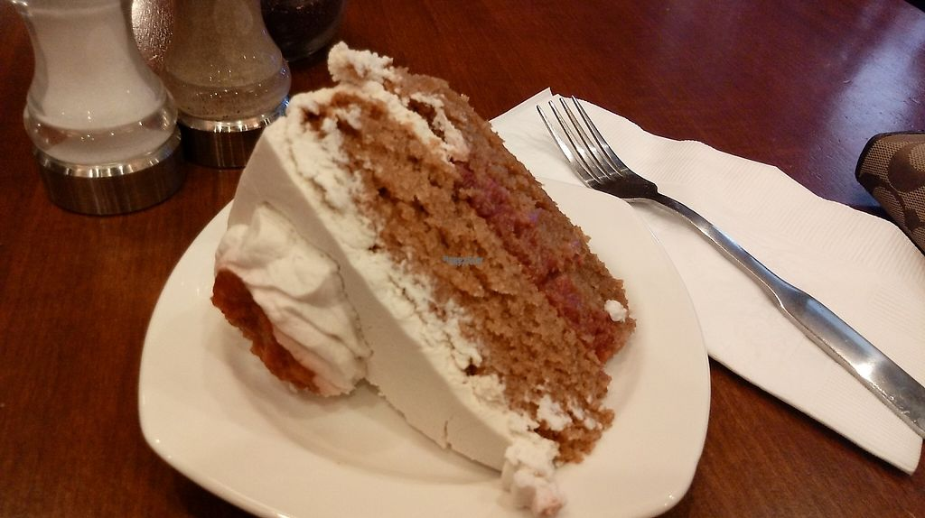 """Photo of Lovin' Spoonfuls  by <a href=""""/members/profile/aliskydiver"""">aliskydiver</a> <br/>Strawberry cream cake <br/> March 9, 2017  - <a href='/contact/abuse/image/6272/234598'>Report</a>"""