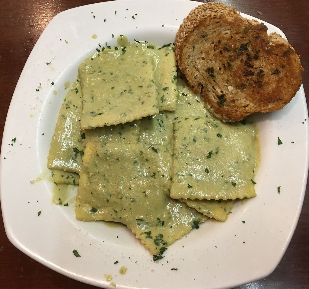 """Photo of Lovin' Spoonfuls  by <a href=""""/members/profile/KaylaKaplan"""">KaylaKaplan</a> <br/>ravioli <br/> August 10, 2017  - <a href='/contact/abuse/image/6272/290999'>Report</a>"""