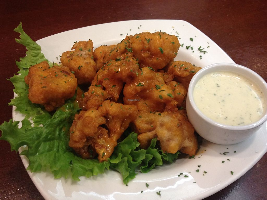 """Photo of Lovin' Spoonfuls  by <a href=""""/members/profile/AutumnTierra"""">AutumnTierra</a> <br/>Cauliflower buffalo wings <br/> December 30, 2017  - <a href='/contact/abuse/image/6272/340983'>Report</a>"""