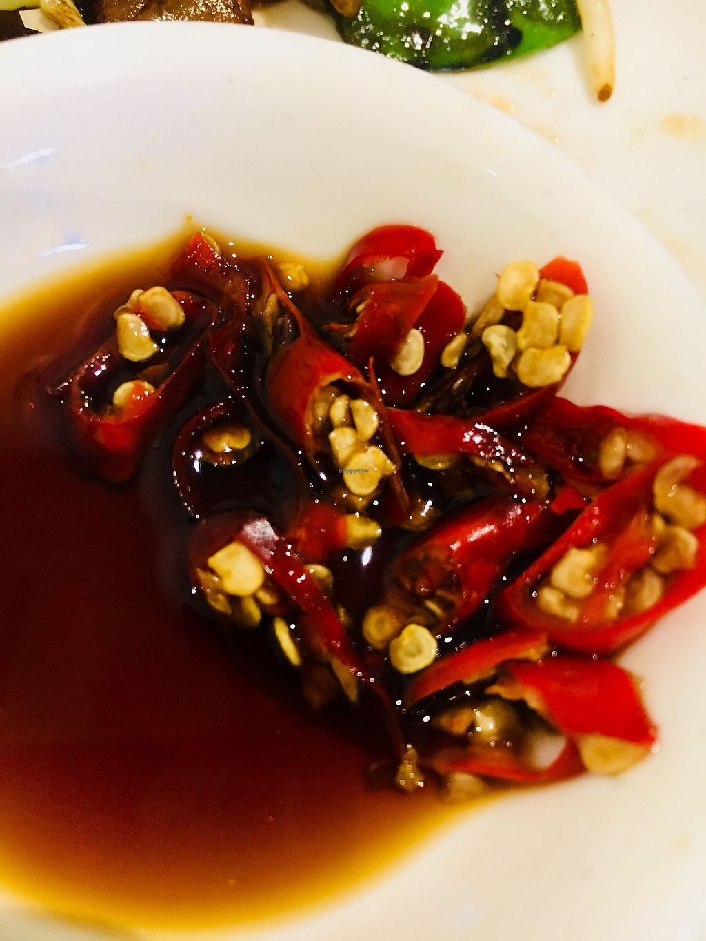 """Photo of Vegie Mum  by <a href=""""/members/profile/Pips"""">Pips</a> <br/>Chopped Chilli and soy sauce  <br/> November 10, 2017  - <a href='/contact/abuse/image/6273/324055'>Report</a>"""