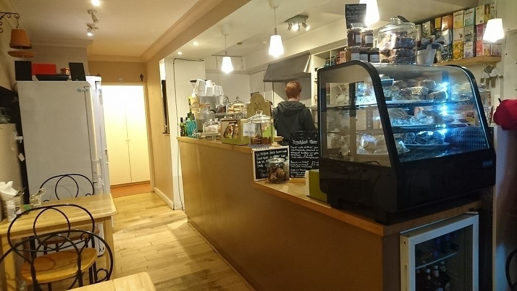 """Photo of The Little Potting Shed Cafe - temporarily closed  by <a href=""""/members/profile/Ursa_minor"""">Ursa_minor</a> <br/>cozy interior  <br/> March 11, 2017  - <a href='/contact/abuse/image/62768/235217'>Report</a>"""