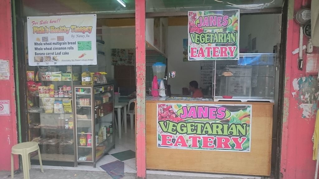 "Photo of Janes Vegetarian Eatery  by <a href=""/members/profile/fruitmansapote"">fruitmansapote</a> <br/>Janes Vegetarian Eatery in kidapawan  <br/> September 3, 2015  - <a href='/contact/abuse/image/62771/116356'>Report</a>"