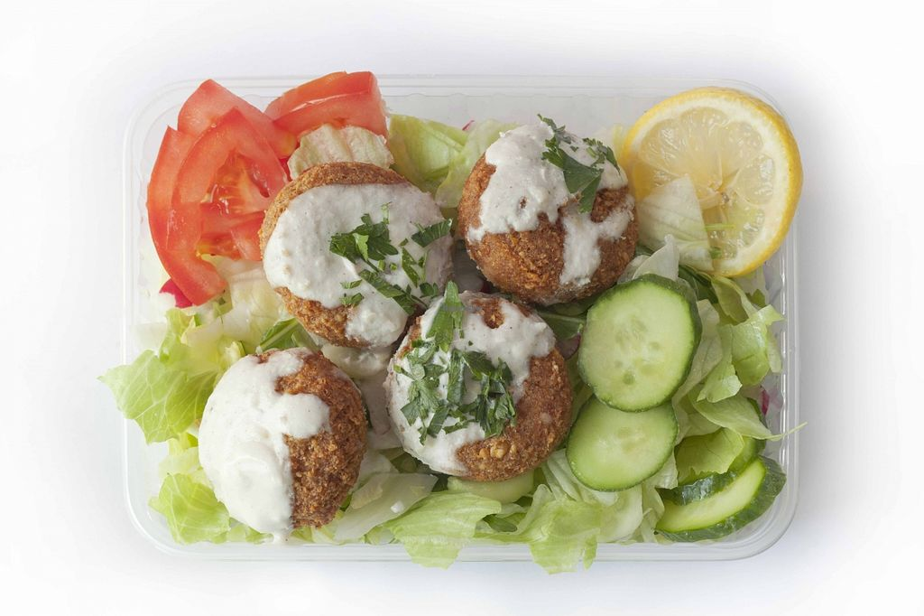 "Photo of Falafel Nitra  by <a href=""/members/profile/Falafel%20Nitra"">Falafel Nitra</a> <br/>Falafel salad <br/> September 7, 2015  - <a href='/contact/abuse/image/62821/116733'>Report</a>"