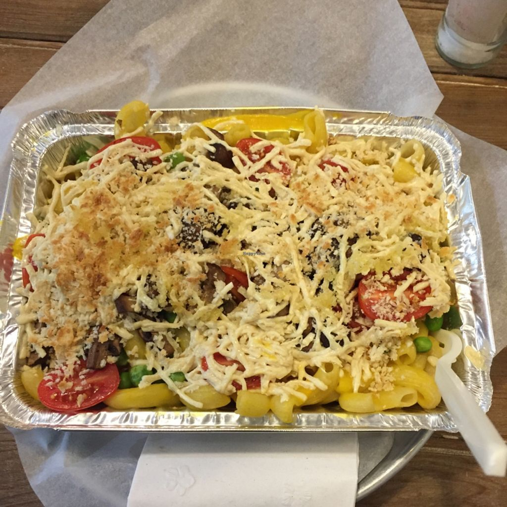 """Photo of Grandpa Mac - Baltimore Ave  by <a href=""""/members/profile/EmilyWeschler"""">EmilyWeschler</a> <br/>built my own mac n cheese! <br/> March 12, 2016  - <a href='/contact/abuse/image/62855/139744'>Report</a>"""