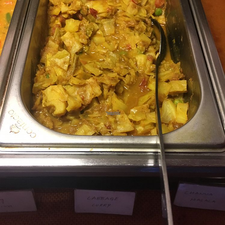 "Photo of Gandhi Tandoori  by <a href=""/members/profile/madseus"">madseus</a> <br/>All vegan buffet <br/> September 7, 2016  - <a href='/contact/abuse/image/62893/174139'>Report</a>"