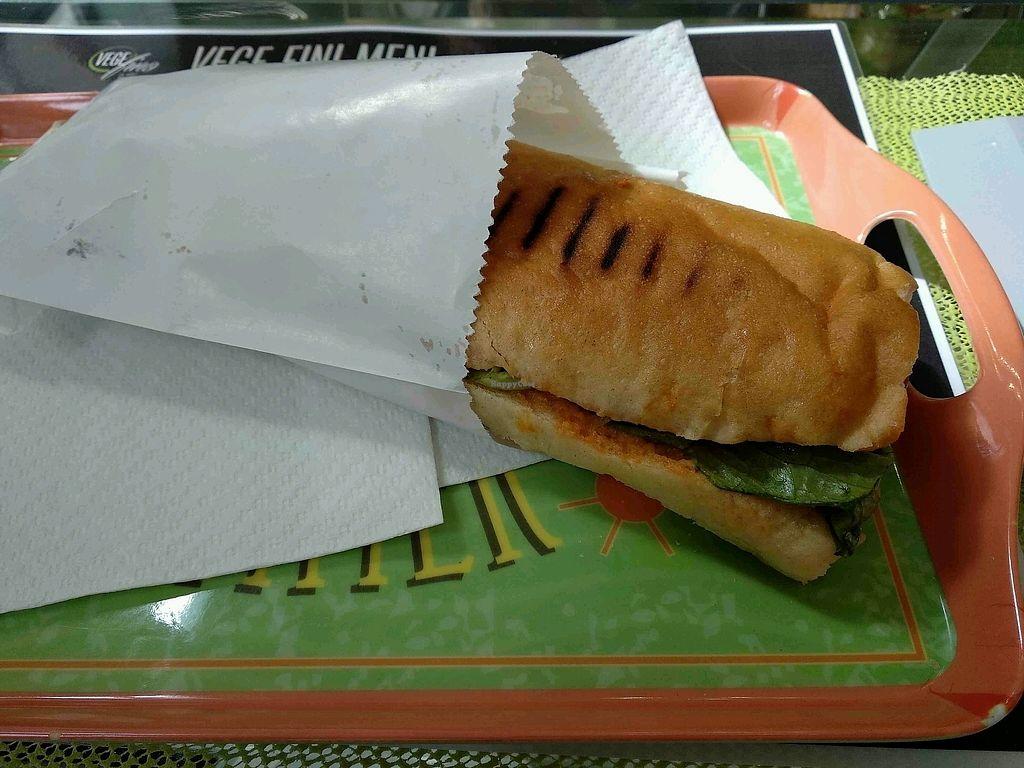 "Photo of Fast Food Vege Fino  by <a href=""/members/profile/maltman23"">maltman23</a> <br/>Salamko sandwich at Vege Fino  <br/> April 3, 2018  - <a href='/contact/abuse/image/62912/380146'>Report</a>"
