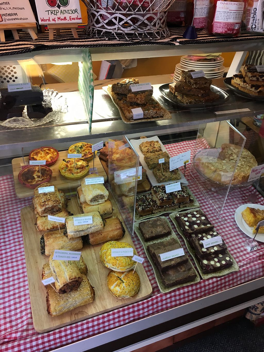 """Photo of CLOSED: Word of Mouth  by <a href=""""/members/profile/Spaghetti_monster"""">Spaghetti_monster</a> <br/>pies and cakes  <br/> August 18, 2017  - <a href='/contact/abuse/image/62924/293962'>Report</a>"""