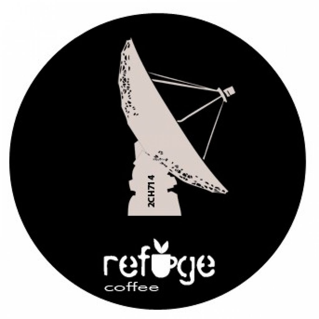 """Photo of The Refuge Coffee Bar  by <a href=""""/members/profile/community"""">community</a> <br/> Refuge Coffee Bar Logo  <br/> September 9, 2015  - <a href='/contact/abuse/image/62929/117167'>Report</a>"""