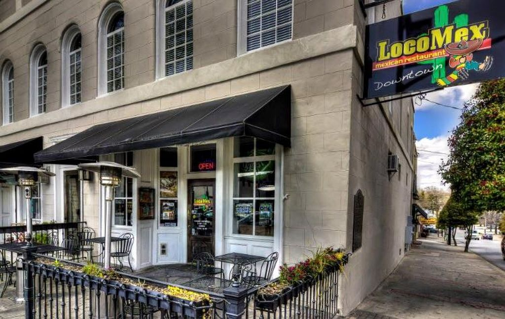 """Photo of LocoMex Downtown   by <a href=""""/members/profile/community"""">community</a> <br/>LocoMex Downtown  <br/> September 9, 2015  - <a href='/contact/abuse/image/62934/117164'>Report</a>"""