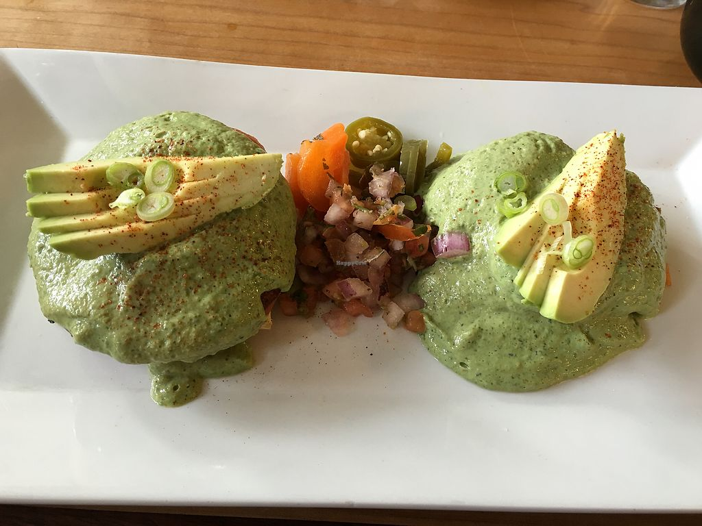 "Photo of Hart's Mesa  by <a href=""/members/profile/casedria"">casedria</a> <br/>Cilantro Lime Benedict <br/> March 25, 2018  - <a href='/contact/abuse/image/62946/375650'>Report</a>"