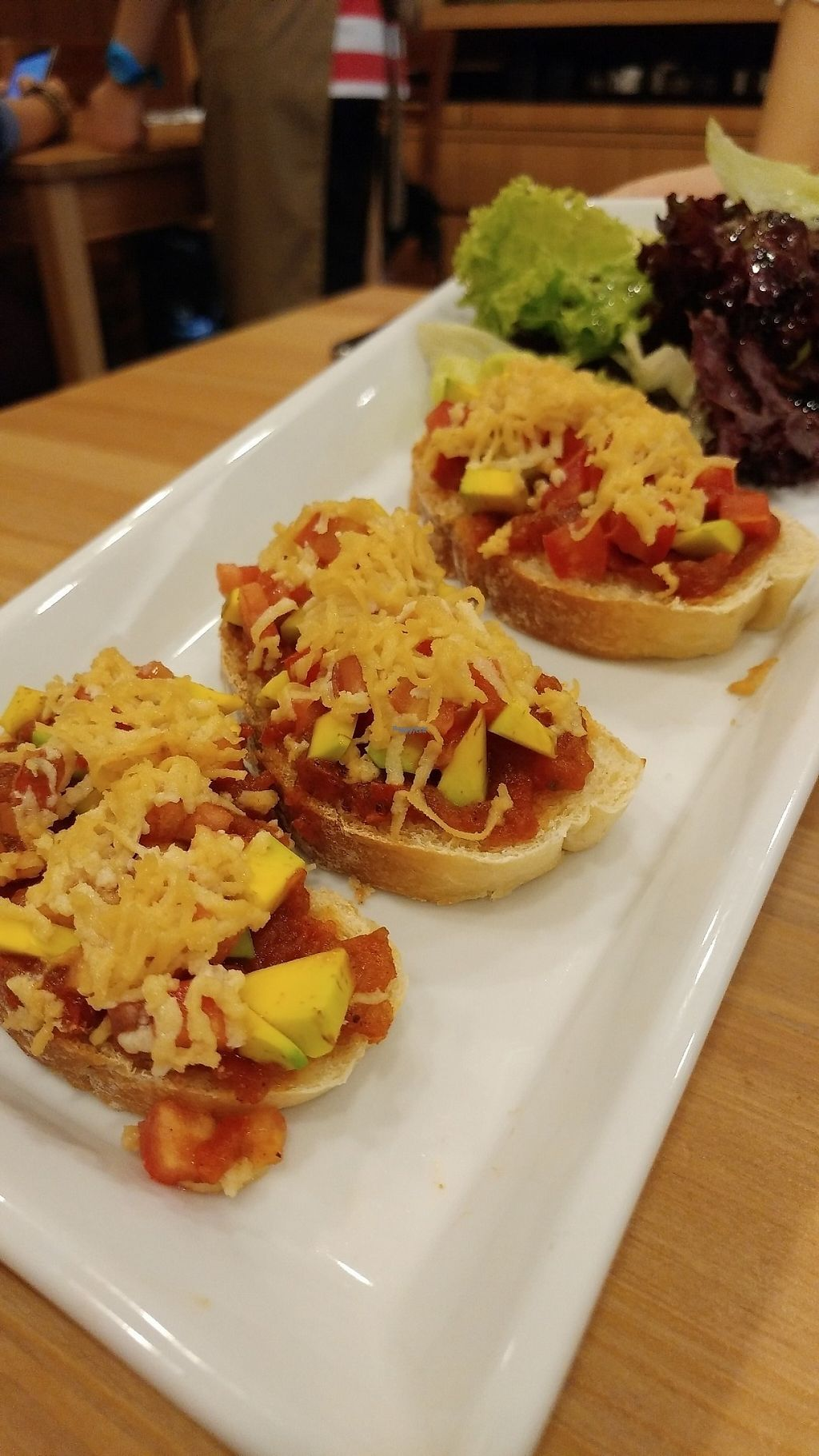 """Photo of LN Fortunate Coffee & Ice Cream  by <a href=""""/members/profile/Kaiyun"""">Kaiyun</a> <br/>salsa baguette <br/> March 22, 2017  - <a href='/contact/abuse/image/62991/239377'>Report</a>"""