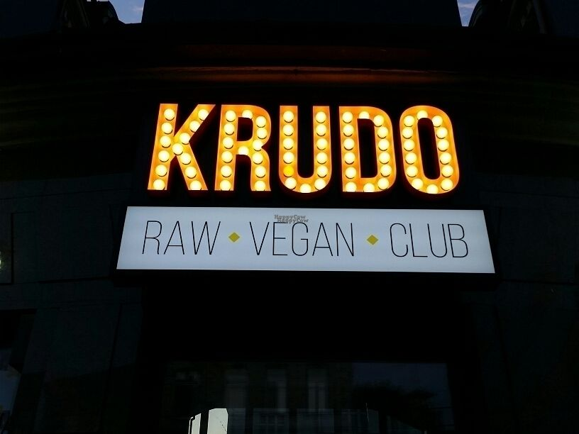 "Photo of CLOSED: Krudo Club  by <a href=""/members/profile/eric"">eric</a> <br/>night signage <br/> September 15, 2016  - <a href='/contact/abuse/image/62995/175771'>Report</a>"