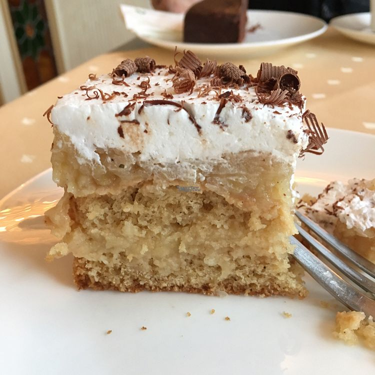 """Photo of StrandCafe Sassnitz  by <a href=""""/members/profile/AnnaAnnaAnnaAnna"""">AnnaAnnaAnnaAnna</a> <br/>vegan cake,delicious <br/> October 27, 2016  - <a href='/contact/abuse/image/62999/184714'>Report</a>"""