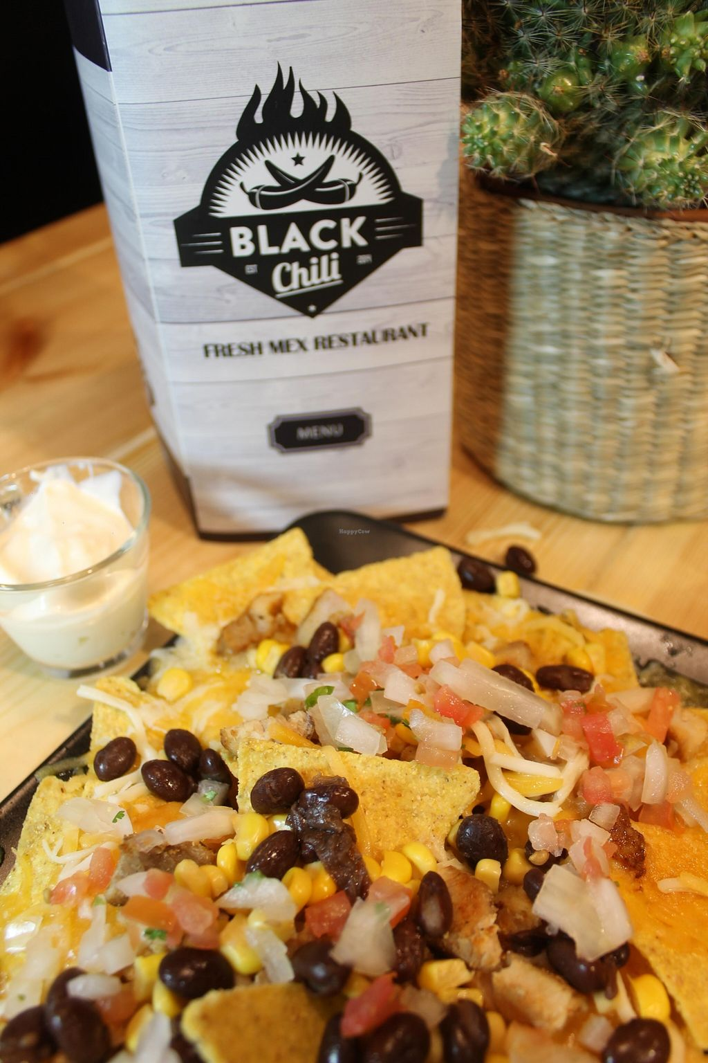 """Photo of CLOSED: Black Chili  by <a href=""""/members/profile/lerio78"""">lerio78</a> <br/>Great nachos!! <br/> October 6, 2015  - <a href='/contact/abuse/image/63005/120447'>Report</a>"""