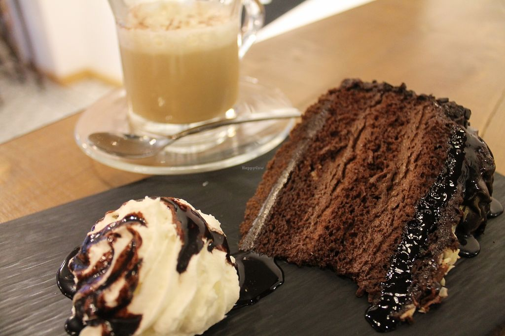 """Photo of CLOSED: Black Chili  by <a href=""""/members/profile/lerio78"""">lerio78</a> <br/>coffee and chocolate cake <br/> October 6, 2015  - <a href='/contact/abuse/image/63005/120450'>Report</a>"""