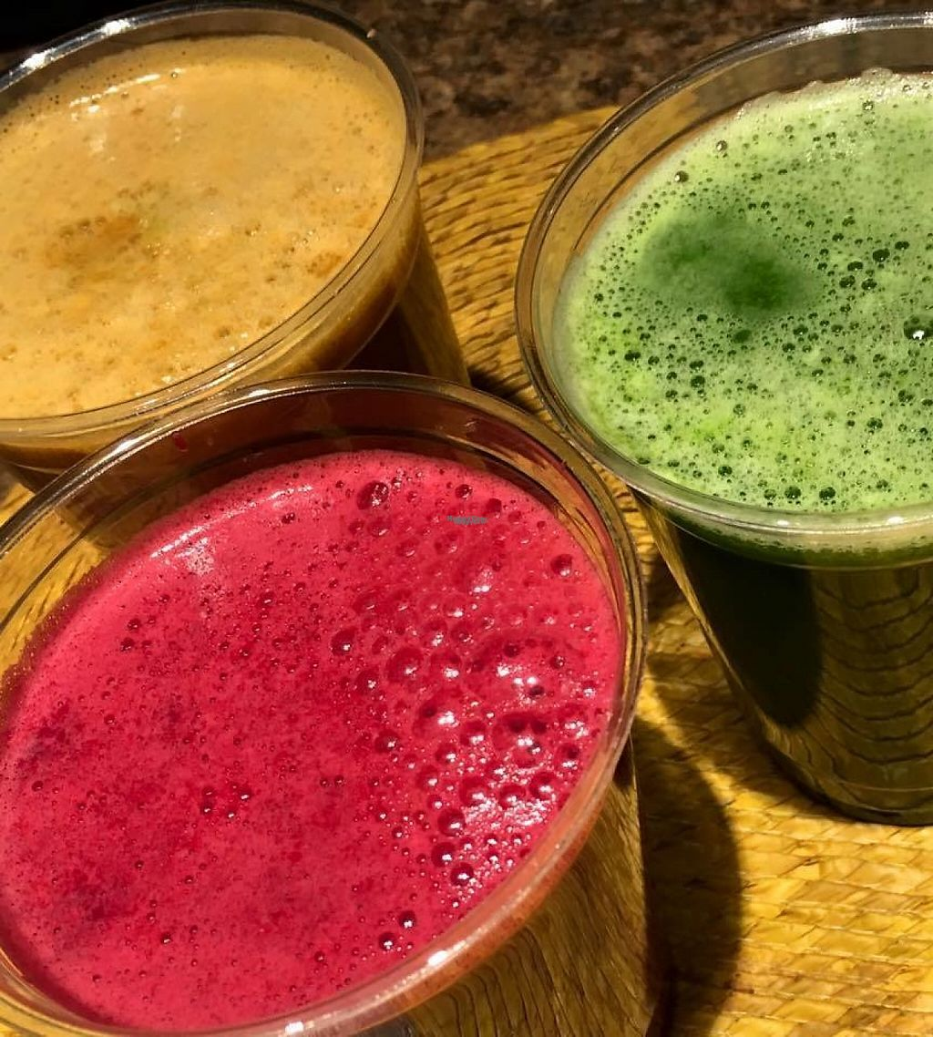 """Photo of Hugo's Mexican Kitchen  by <a href=""""/members/profile/community"""">community</a> <br/>Cold Pressed Juice <br/> March 13, 2017  - <a href='/contact/abuse/image/63006/235862'>Report</a>"""