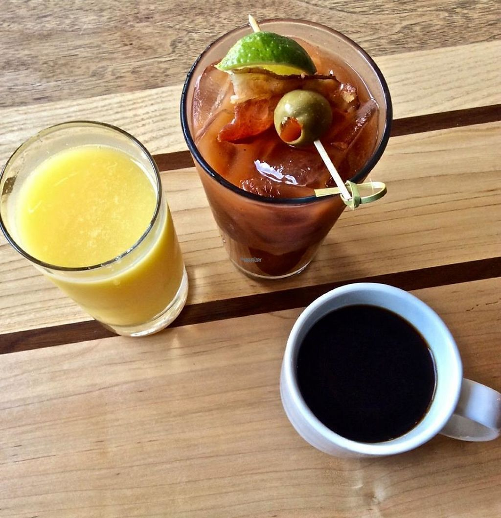 """Photo of Fuse  by <a href=""""/members/profile/community"""">community</a> <br/>Bouna Coffee, Orange Juice, Bloody Mary Mix <br/> March 2, 2017  - <a href='/contact/abuse/image/63009/231863'>Report</a>"""