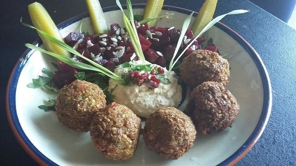"""Photo of Food Art Company  by <a href=""""/members/profile/RoslinnieJemy"""">RoslinnieJemy</a> <br/>falafel <br/> September 23, 2016  - <a href='/contact/abuse/image/63029/177630'>Report</a>"""