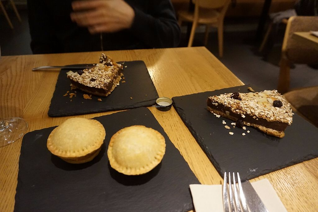 "Photo of DaTerra - Mouzinho da Silveira   by <a href=""/members/profile/angdep"">angdep</a> <br/>Acai Banana Tart and Vegetable Pies <br/> November 28, 2017  - <a href='/contact/abuse/image/63032/330236'>Report</a>"