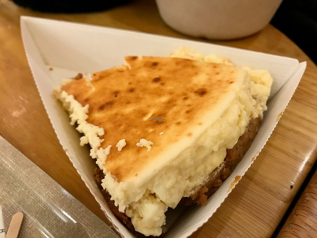 "Photo of EXKi - Midi  by <a href=""/members/profile/marky_mark"">marky_mark</a> <br/>vegan cheese cake <br/> December 9, 2017  - <a href='/contact/abuse/image/63058/333793'>Report</a>"