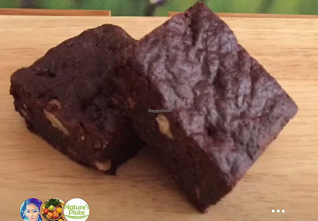 "Photo of Nature's Plate  by <a href=""/members/profile/plantbaseddfw"">plantbaseddfw</a> <br/>Fudge brownies <br/> March 8, 2018  - <a href='/contact/abuse/image/63094/368292'>Report</a>"